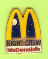 Pin's Mac Do McDonald's Night Crew - 9N10 - McDonald's