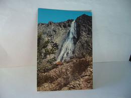 LES BELLES IMAGES DE L'OISAN CASCADE DE LA PISSE ROUTE DE LA GRAVE CPM EDITIONS G.A.L. CARPENTRAS - Ohne Zuordnung