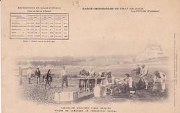 29 -- Lannilis -- Parcs Ostréicoles De Prat Ar Coum -- Spécialité D'Huîtres Fines Grasses --- 922 - Otros Municipios