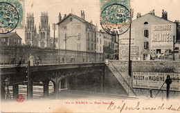NANCY - Pont Stanislas - Nancy