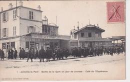 JOINVILLE LE PONT(GARE) - Joinville Le Pont