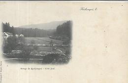 88, Vosges, KICHOMPRE, Gorge De Kichompré, Coté Sud, Scan Recto-Verso - Otros Municipios