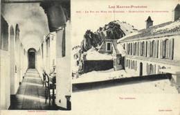 Les Hautes Pyrénées Le Pic Du Midi De Bigorre Habitation Des Astronomes Vue Exrerieure  Galerie Interieure Labouche RV - Bagneres De Bigorre