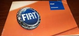 Libretto Fiat Autoradio - Motori