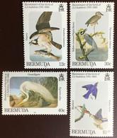 Bermuda 1985 Audubon Birds MNH - Unclassified
