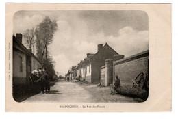 Beauquesne La Rue Des Fossés - Beauquesne