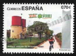 Spain - Espagne 2012 Yvert 4428, Heritage, Spanish Greenways - MNH - 2011-... Unused Stamps