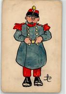 52624002 - Franzoesischer Soldat Uniform - Guerra 1914-18