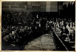 JUBILEE LOUIS LUMIERE MONDE SCIENTIFIQUE LEBRUN HAMBUSTER  18*13CM Photo Meurisse Paris France  Collectionmeurisse - Beroemde Personen