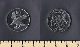Botswana 50 Thebe 2001 - Botswana