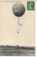 Aviation Ballon Militaire Français ...G - Globos