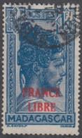 Madagascar 1940-1960 - N° 248 (YT) N° 263 (AM) Oblitéré. - Used Stamps