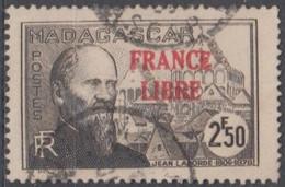 Madagascar 1940-1960 - N° 252 (YT) N° 267 (AM) Oblitéré. - Used Stamps