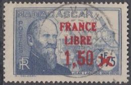 Madagascar 1940-1960 - N° 263 (YT) N° 279 (AM) Oblitéré. - Used Stamps
