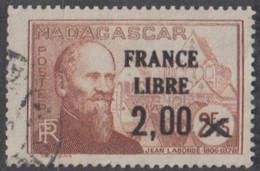 Madagascar 1940-1960 - N° 264 (YT) N° 280 (AM) Oblitéré. - Used Stamps