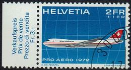 Schweiz 1972, MiNr 968, Gestempelt - Used Stamps