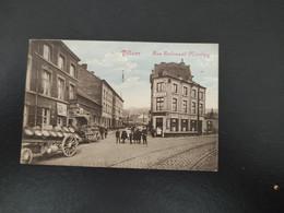 A 3869 - Tilleur Rue Ferdinand Micolay Attelage De Brasserie - Saint-Nicolas