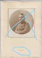 Photo De 1919 - Buste D'un Militaire Médaillé - Photographe : Reutlinger à Paris 2ème - 4 Scannes - Oorlog, Militair
