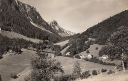 CPA - Miex Sur Vouvry - La Scex Du Queu Et Le Col De Verne - VS Valais