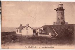 GRANVILLE-LE PHARE DU CAP LIHOU - Granville