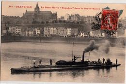 GRANVILLE-LE SOUS MARIN ESPADON DANS LE GRAND BASSIN - Granville