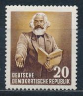 RDA - 70 Ans De La Mort De Karl Marx YT 84** / DDR - 70 Jahre Todestag Von Karl Marx - Mi.Nr. 348** - Ongebruikt