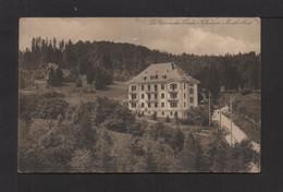 CPA . LA CHAUX DE FONDS . Clinique Montbrillant . - NE Neuchâtel