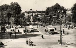 LYON  Place Carnot Gare Des Trolley Bus RV - Lyon 2