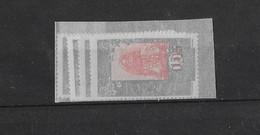 ⭐ Côte Des Somalis   N° 108 à 111**⭐ - Unused Stamps