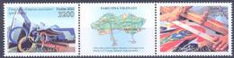 2020. Uzbekistan, Fergana, Regions Of Uzbekistan, 2v + Label, Mint/** - Uzbekistan