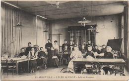 08 CHARLEVILLE Lycée Sévigné - Salle De Lecture - Charleville