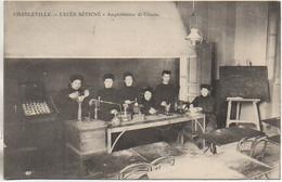 08 CHARLEVILLE Lycée Sévigné -Amphithéatre De Chimie - Charleville