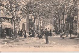 AUBAGNE-PLACE DU MARCHE - Aubagne