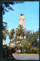 TAHITI - Le Phare De La Pointe Vénus (carte Vierge) - Polinesia Francese