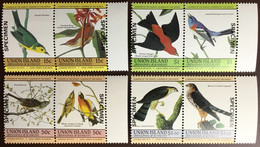 Grenadines Of St Vincent Union Island 1985 Birds Specimen MNH - Unclassified