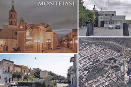 (E646) - MONTEIASI (Taranto) - Multivedute - Taranto