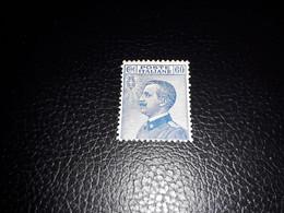 """A8MIX11 REGNO D'ITALIA 1923 TIPO DEL 1908 EFFIGIE DI VITT. EMAN. VOLTA A SINISTRA 60 C. """"X"""" - Mint/hinged"""