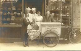 Copie Foto Van Oude Postkaart. Deurne Patisserie- Confiserie GALLIFORTA 1928 (Patisserie André) - Antwerpen