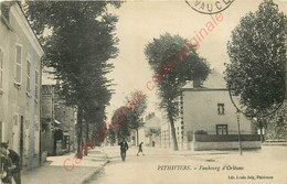 45.  PITHIVIERS .  Faubourg D'Orléans . - Pithiviers