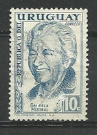 URUGUAY 1959  / N° 659 -   Oblitéré N° Yvert & Tellier - Uruguay