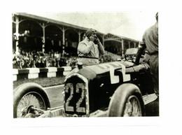 GRAND PRIX DI ITALIA MONZA 1933 CAMPARI KILLED SOUTH CURVE  29,5*21CM MOTOR CARS COCHES Bryan Goodman Collection - Auto's
