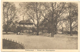 Rotterdam, Karel De Stouteplein - Rotterdam
