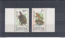 Litauen Michel Cat.No. Mnh/** 545/546 - Lituania