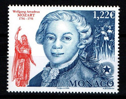 """MONACO 2006 : N° 2548 - """" Mozart """" - Neuf** - - Neufs"""