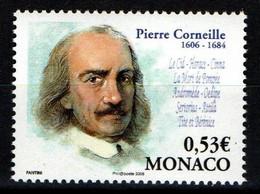 """MONACO 2006 : N° 2549 - """" Pierre Corneille """" - Neuf** - - Neufs"""