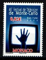 """MONACO 2006 : N° 2550 -  """" 46 ème FESTIVAL DE TELEVISION DE MONTE CARLO """" - Neuf** - - Neufs"""