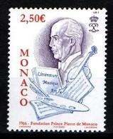 """MONACO 2006 : N° 2551 - """" 40 ème ANNIV. DE LA FONDATION PRINCE PIERRE DE MONACO """" - Neuf** - - Neufs"""