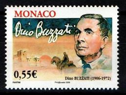 """MONACO 2006 : N° 2552 - """" DINO BUZZATI """" - Neuf** - - Neufs"""