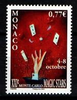 "MONACO 2006 : N° 2555 - "" Monte-Carlo Magic Stars "" - Neuf** - - Neufs"