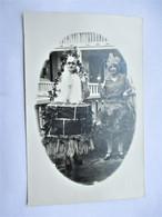BERCK-PLAGE - Carte-Photo Sainte Catherine Datée De 1929 - Hopital Martime - Salle Pasteur - Berck